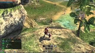 Blade and Soul - Farming mines and water - Done in 10 minutes