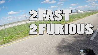2 FAST 2 FURIOUS FILM LOCATION | Alcantara Racing MotoVlog