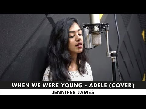 When We Were Young - Adele (Cover by Jennifer James)