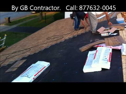 Roof instalation in Columbus & Central Ohio | Call: 877-632-0045