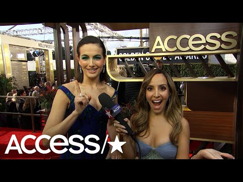 Camilla Belle Breaks Down Why She Thinks Golden Globes Fashion Is Riskier | Access