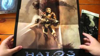 Halo 3 Limited Edition - Unboxing & Overview