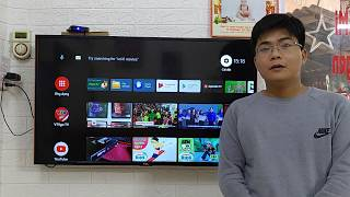Giới thiệu Android TV Box X96 mini chạy Android TV 9.0