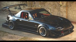 THE FASTEST MAZDA MIATAS! TURBO EDITION! (Feat. MX5 NA/NB/NC/ND)