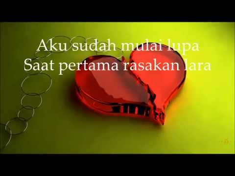 The Rain - Terlatih Patah Hati (With Lyrics)