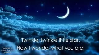 Twinkle Twinkle Little Star Karaoke Full version