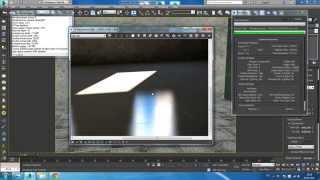 Материал плитки в 3ds Max