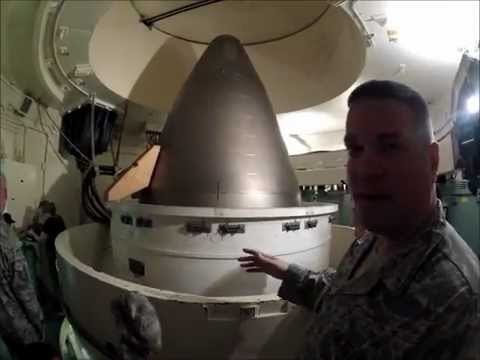 Icbm Launch Facility Tour Youtube