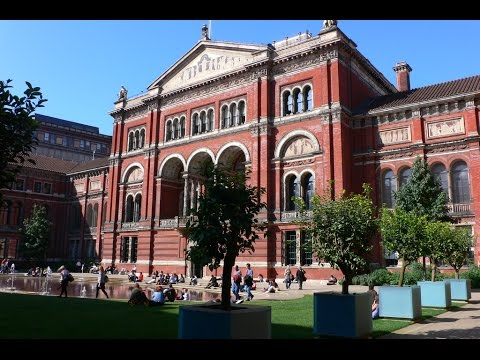 Places to see in ( London - UK ) V&A - Victoria and Albert Museum