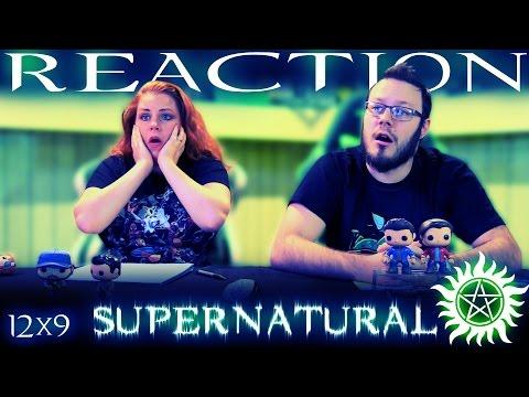 """Supernatural 12x9 REACTION!! """"First Blood"""""""