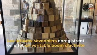 La Minute Éco : la production de savons de Marseille est en très forte augmentation