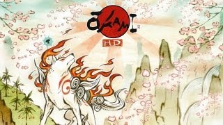 CGRundertow OKAMI HD for PlayStation 3 Video Game Review