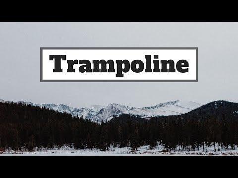 SHAED - Trampoline (Lyrics) | Panda Music