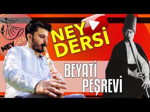 Beyati Ney Taksimi | Ney Dersi | Ney Çarpmaları | Ney Vibrasyonlu | Neysema Ney Atölyesi