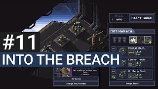 Into the Breach Hard #11 - Speedrun-Martin - Let's Play Into the Breach