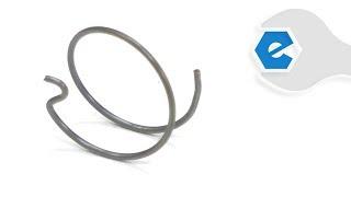 4x SPRING IMPACT DRIVER Dewalt Porter Cable Replaces Part N078434 DCF885 DC825