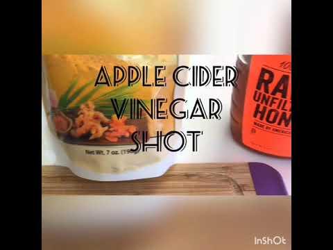 apple-cider-vinegar-shot-to-ease-joint-pain