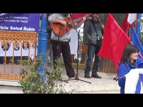 Cueca de la Central Unitaria de Trabajadores de Chile - CUT