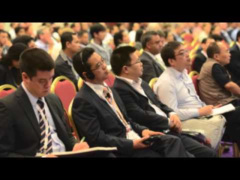 Spar Beijing's David Zhang speaks at Asiafruit Congress 2012