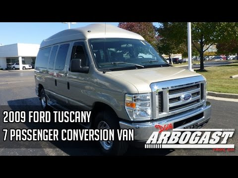 bb9db632f9 2009 Ford Tuscany 7 Passenger Conversion Van