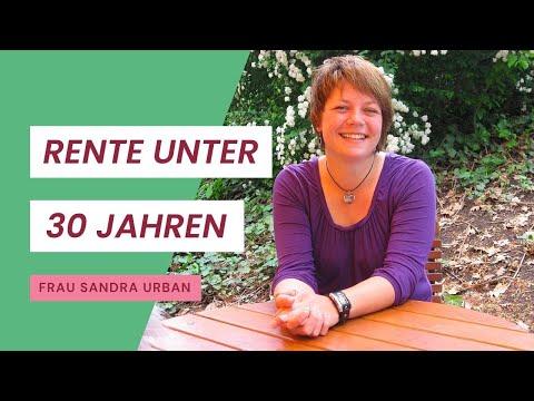 Multiple Sklerose: Sandra Urban über Rente Unter 30 Jahren