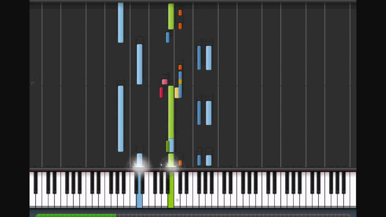 How To Play Mii Channel Music On Piano