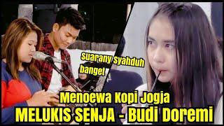 Download lagu BUDI DOREMI -  MELUKIS SENJA (COVER LIRIK) TRI SUAKA FEAT. NANDA MONICA