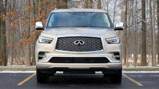 Actually Amazing! 2018 Infiniti QX80 4WD Review: Going Mainstream