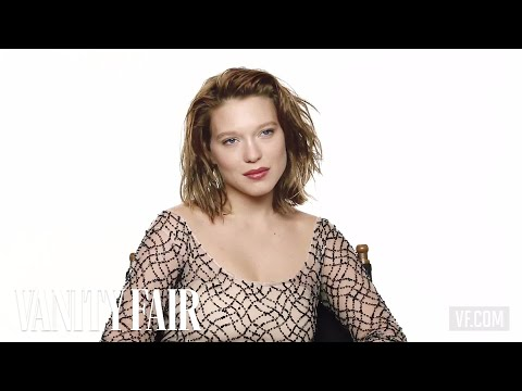 Talking to Lea Seydoux Behind the Scenes of our Hollywood Issue Cover Shoot