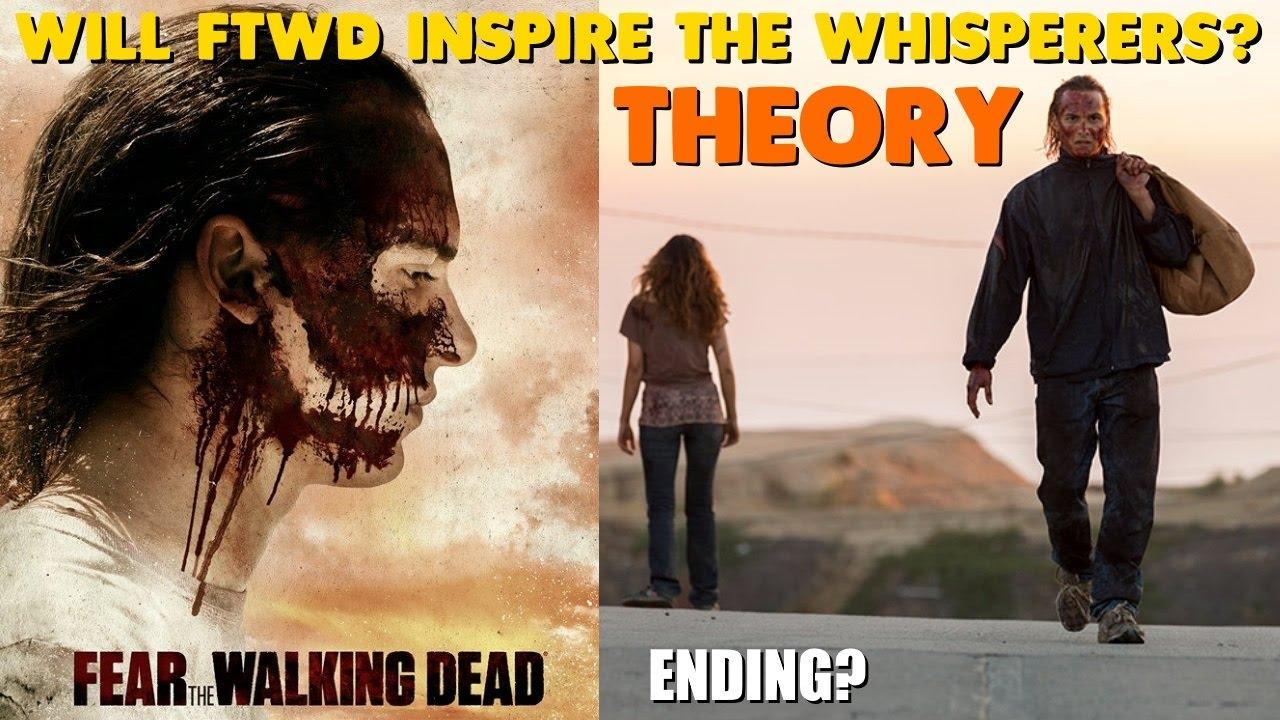 Fear The Walking Dead Whisperers