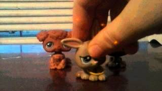 LPS Minion Ring Ring
