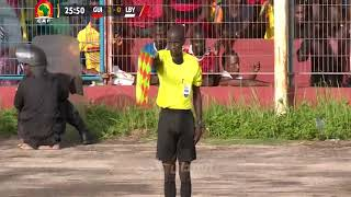 Guinea vs Libya 3-2 Highlights - World Cup 2018 Qualifying - AFRICA Group Stage