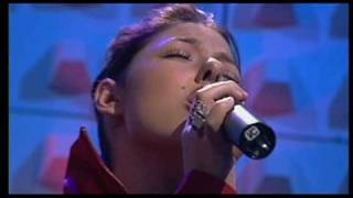 Stacie Orrico - I Promise ( Live HQ )