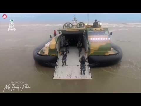 MP4 1080p Pakistan Zindabad   Pakistan Navy Song by Rahat Fateh Ali Khan