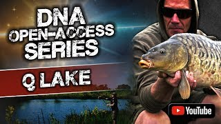 ***CARP FISHING*** DNA Open-Access Series: Q Lake – DNA Baits