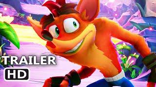 PS4 - Crash Bandicoot 4 Official Trailer (2020) It's About Time