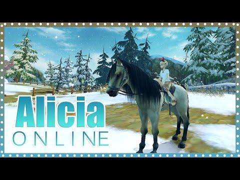 Alicia Online #1: Lee Bianco's Village & Atkin's Desert
