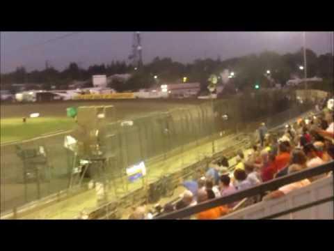 Sprintcars Gold Cup Quailifying Heats @ Silver Dollar Speedway 9 7 16