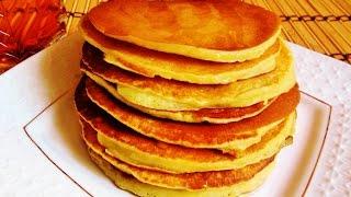 Панкейки, Как Приготовить Идеальные Панкейки, Быстрый Завтрак