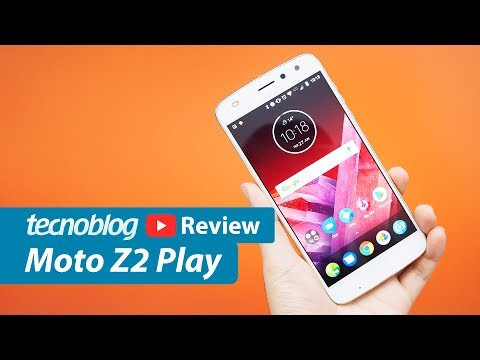 Moto Z2 Play - Review Tecnoblog