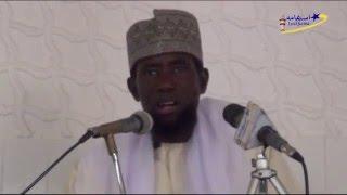 Julli Ajuma Touba Alieu du 15042016 sur Al Iqsân et les conditions de sa mise en oueuvres