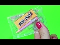 DIY American Girl Doll Pencil Case