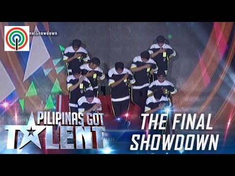 Pilipinas Got Talent Season 5 Live Finale: Mastermind - Dance Group
