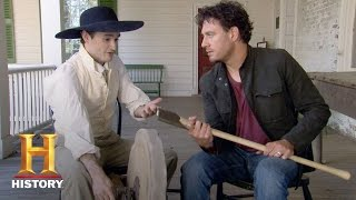 """Axe to Grind""/""Bury the Hatchet"" 