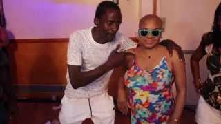 Gully Bop Shows Respect To Veteran DJ Sister Charmaine.