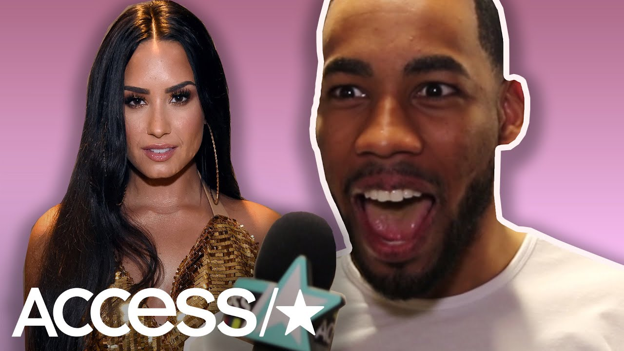 Mike Johnson Confesses Demi Lovato Is 'The One (He) Texts Before Going To Bed' Every Night