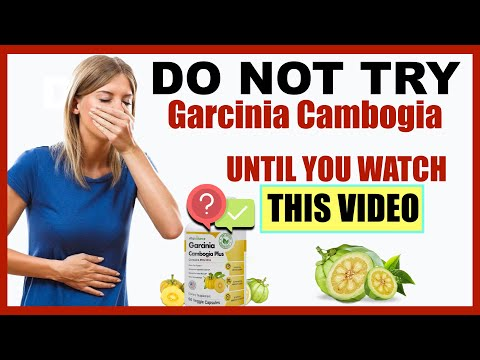 Garcinia Cambogia Side Effects IMPORTANT DO NOT buy Garcinia Cambogia Until You Watch
