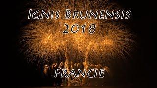 Ignis Brunensis 2018 (Ohňostroj) - Pok 2.0 Lux Factory | Francie 🎬