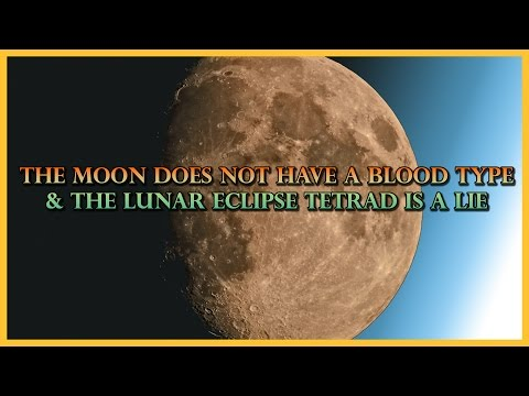 Forget Blood Moons: Cameraman claims 'lunar wave' he filmed proves Moon is a 'HOLOGRAM'
