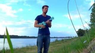 """Bridge Over Fairly Calm Water"" Ruse, Bulgaria - original song"